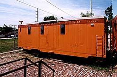 Milwaukee Bunk Car