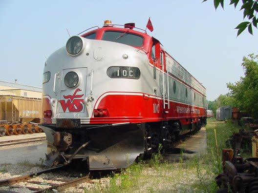 RMI Locomotives