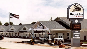 Depot Inn and Suites